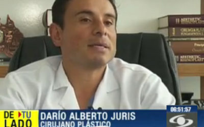 El Dr. Darío Juris hablando sobre la adicción de las cirugías plásticas