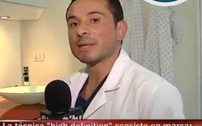 El Dr Darío Juris habla sobre la técnica high definition para la marcación abdominal