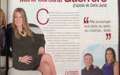 El Dr. Darío Juris en la Revista Gente